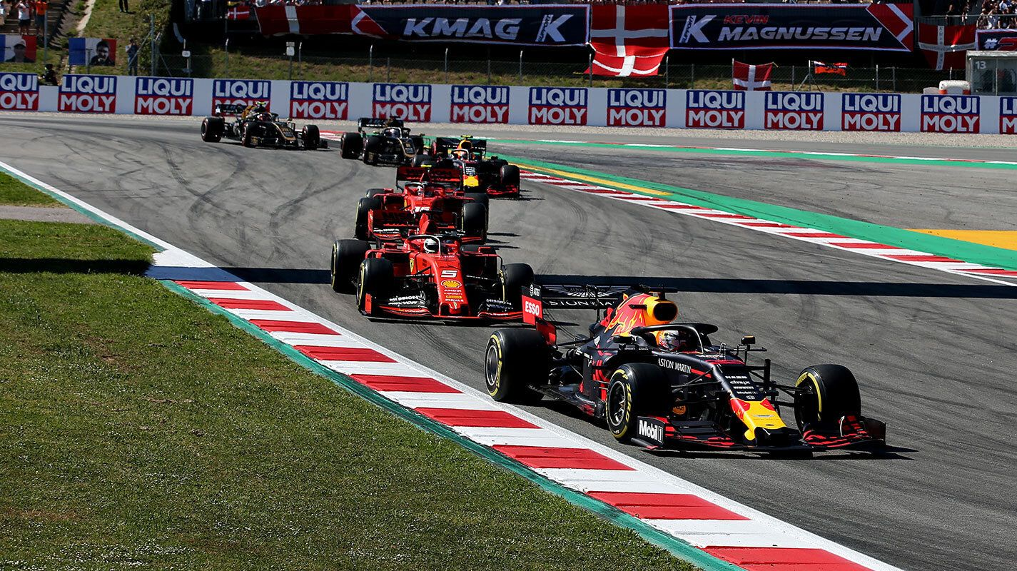 Red Bull:新的空力與輪胎削弱我們的設計優勢