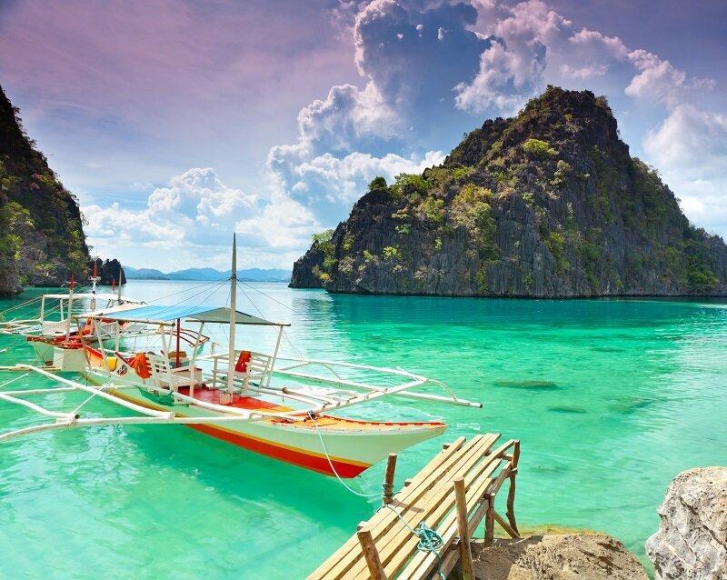 科隆島被譽為冒險家的終極樂園(圖/shutterstock.com)