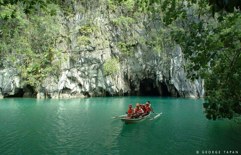 公主港地底河流公園名列UNESCO世界自然遺產(圖/菲律賓觀光部)