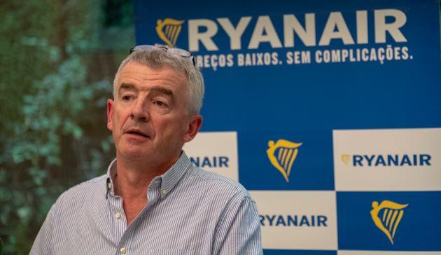 Ryanair vuole un pezzo di Alitalia: