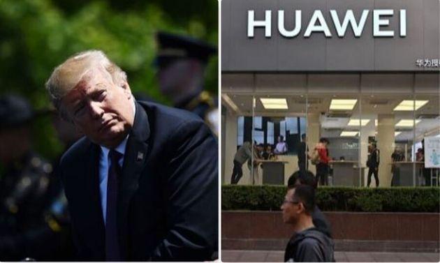 Trump mette al bando Huawei:
