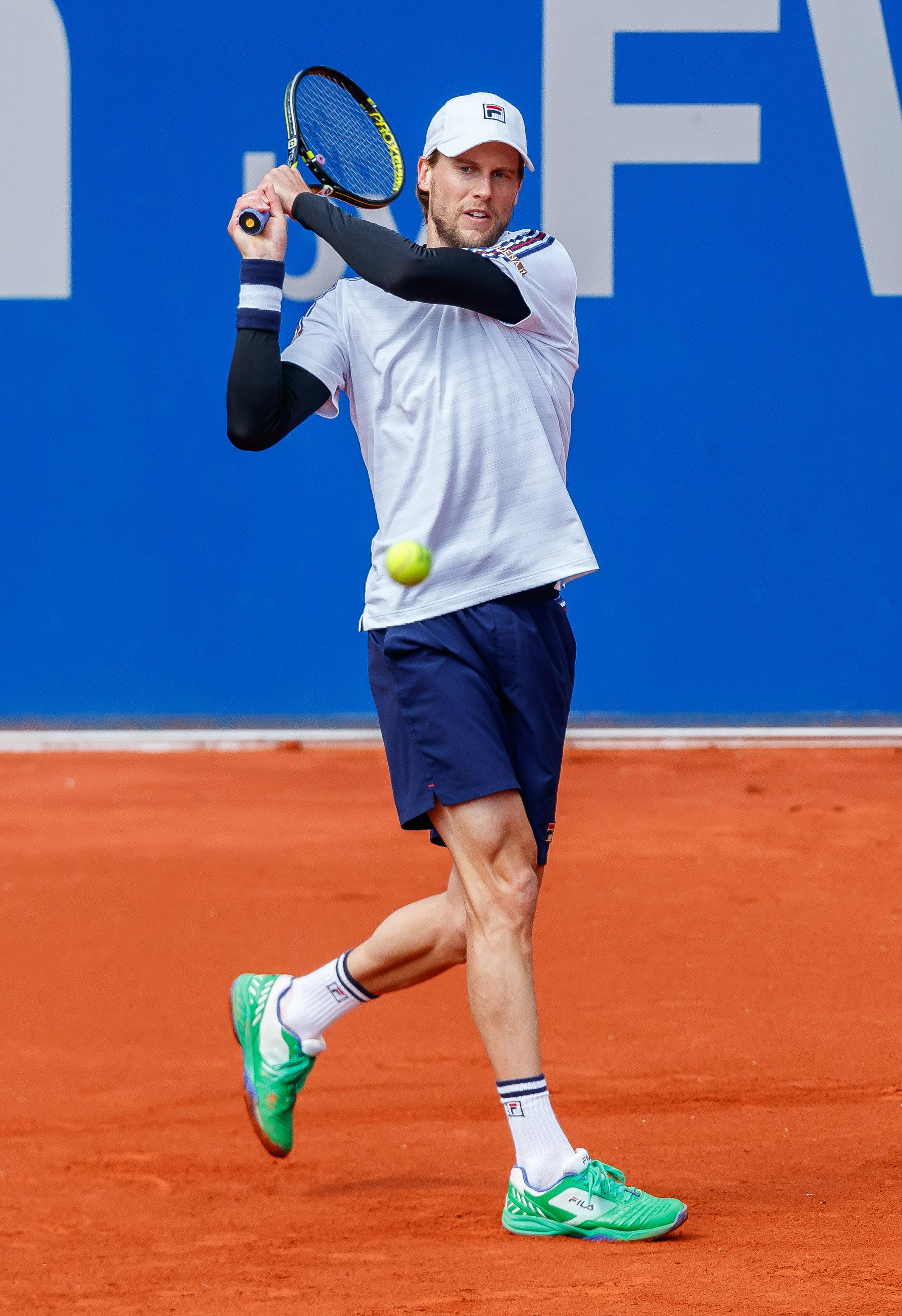 Il campione di tennis Andreas Seppi truffato per 500mila