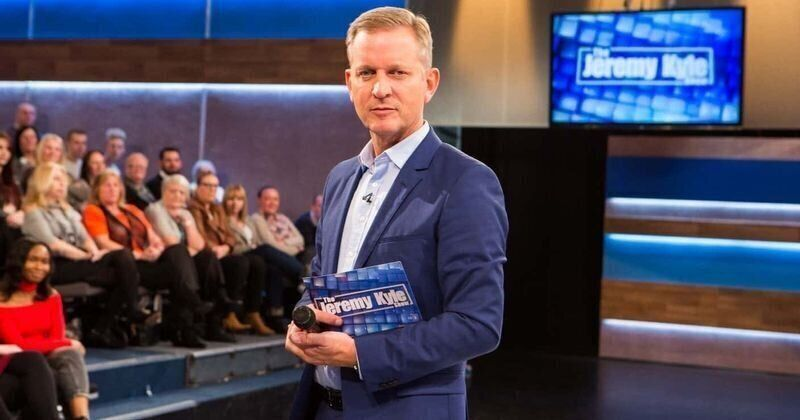 'The Jeremy Kyle Show' has been taken off air after the death of a guest, just weeks after filming. (Credit: ITV)