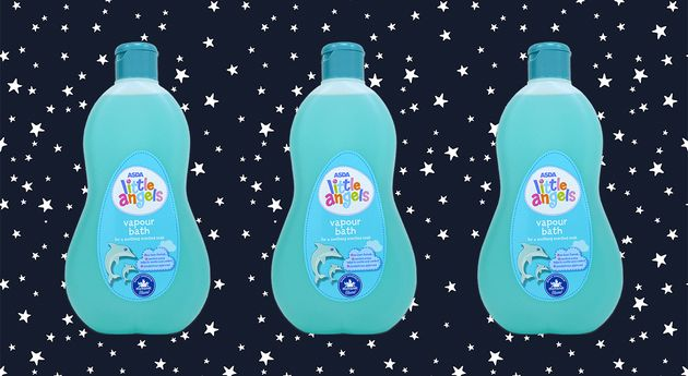 Asda Little Angels Vapour Bath Review: Is This Truly A Miracle Product That Can Get Babies To Sleep?