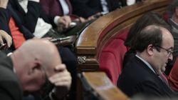 El Parlament veta a Iceta y bloquea que presida el