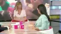Villacís revela a Susanna Griso ('Espejo Público') lo que sintió en el 'escrache' sufrido a dos días de dar a