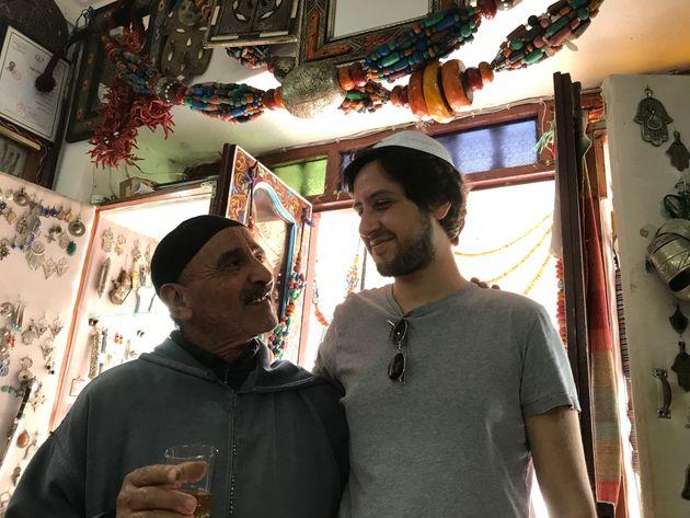 Étudiant juif d'origine marocaine, voilà ce que j'ai ressenti en découvrant le