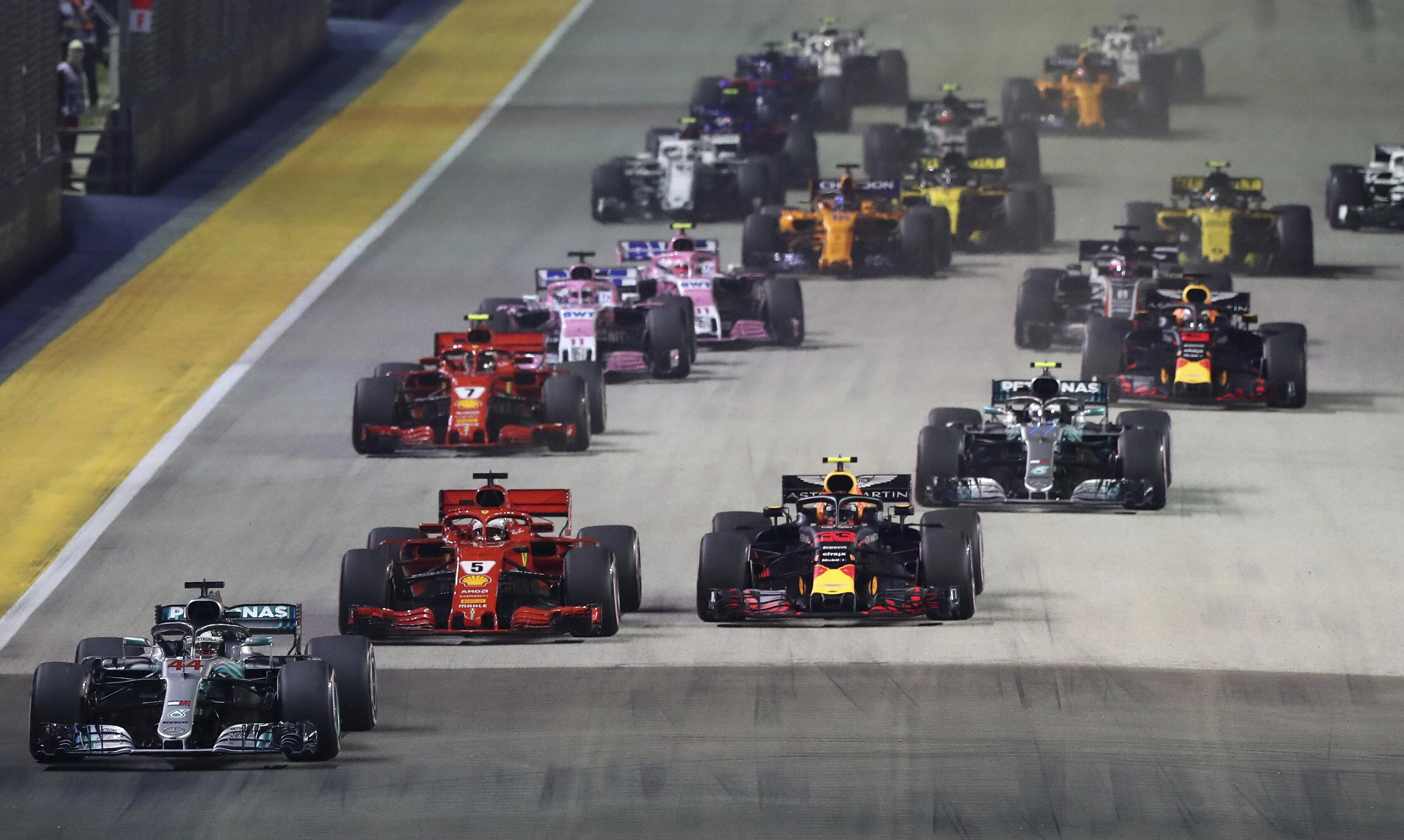 Un Grand-Prix de Formule 1 bientôt à
