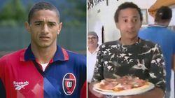Da calciatore di serie A a cameriere: la nuova vita di Dario