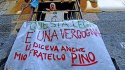 Salvatore Daniele contro Salvini a Napoli:
