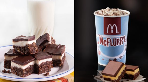 McDonald's Releases Nanaimo Bar