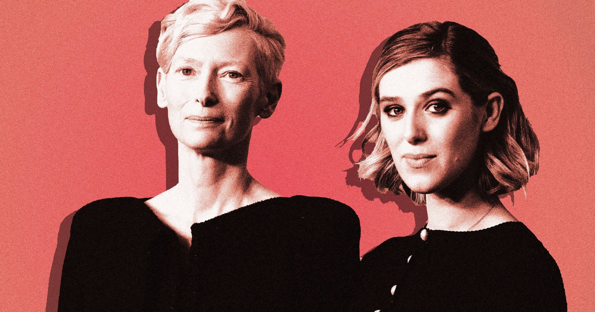 What It's Like To Star In A Movie When Your Mom Is Tilda Swinton