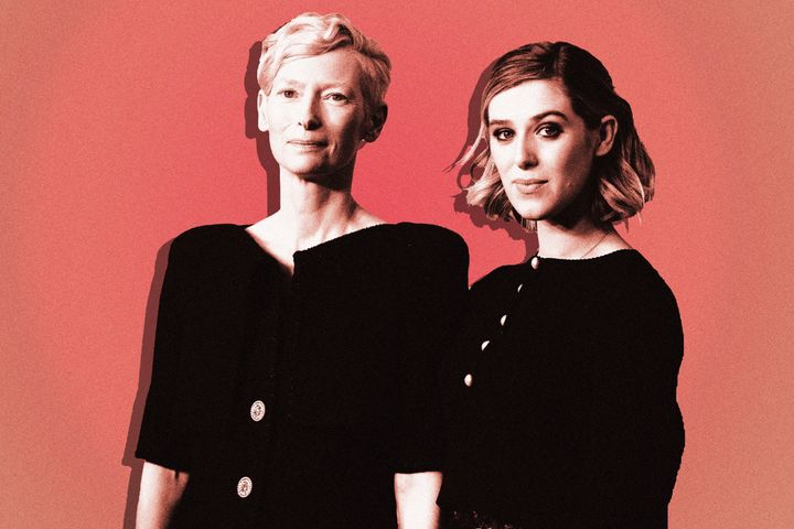 Tilda Swinton And Her 'Pagan Hippie' Daughter Made A Movie Together