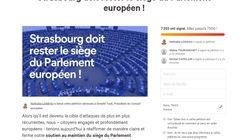 La campagne de Nathalie Loiseau pour défendre Strasbourg ne prend
