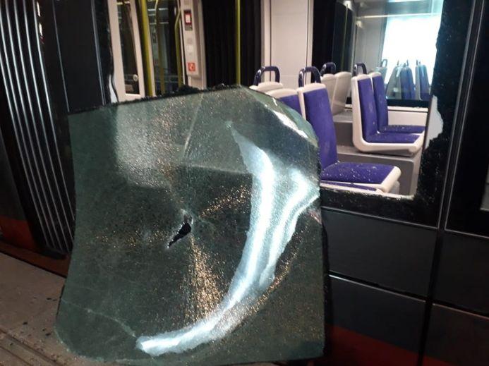 Casa Tramway dénonce les actes de vandalisme sur ses