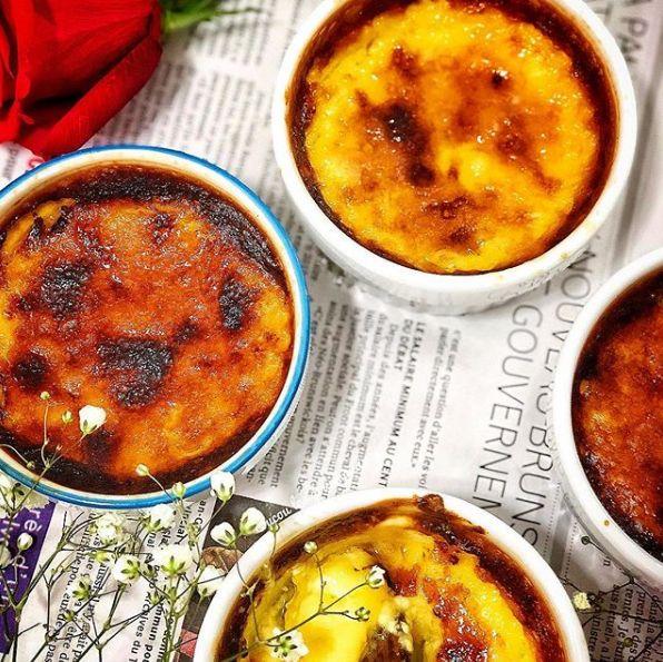 Crème brûlée: La recette facile à faire de Nesrine