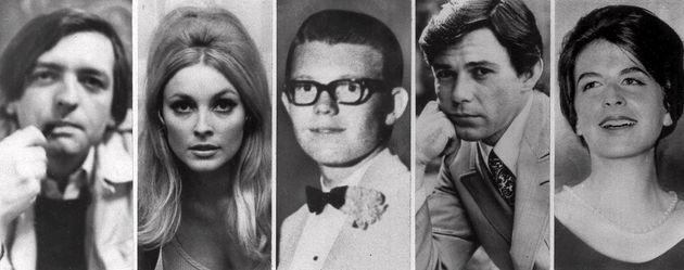 Τα θύματα στην οικία Πολάνσκι....