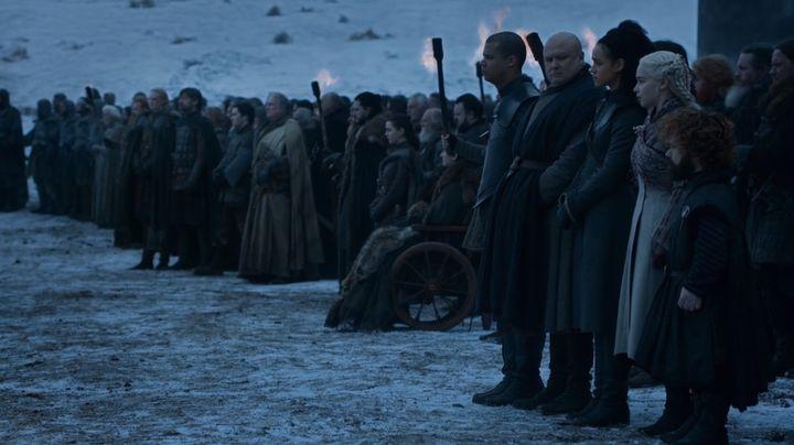 """Comme les personnages de """"Game of Thrones"""" après la bataille contre les Marcheurs blancs, nous allons peut-être devoir vivre quelque chose de l'ordre du deuil."""