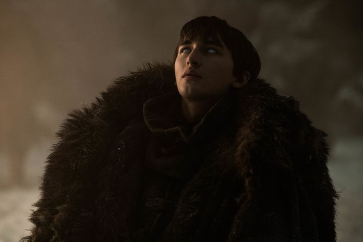 Are we ever going to know what happened when Bran just peaced out, all warg-like, during the Battle of Winterfell?