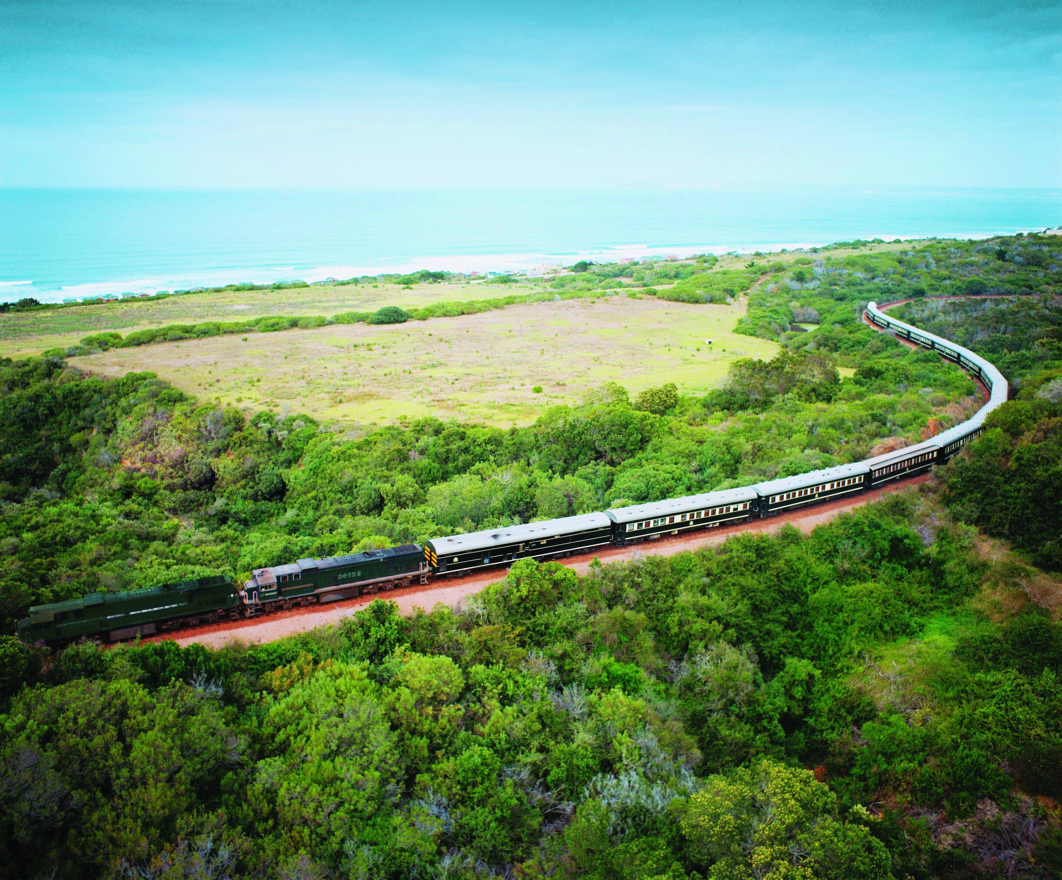 Su un treno d'epoca verso l'Africa del Sud fra deserti, diamanti e