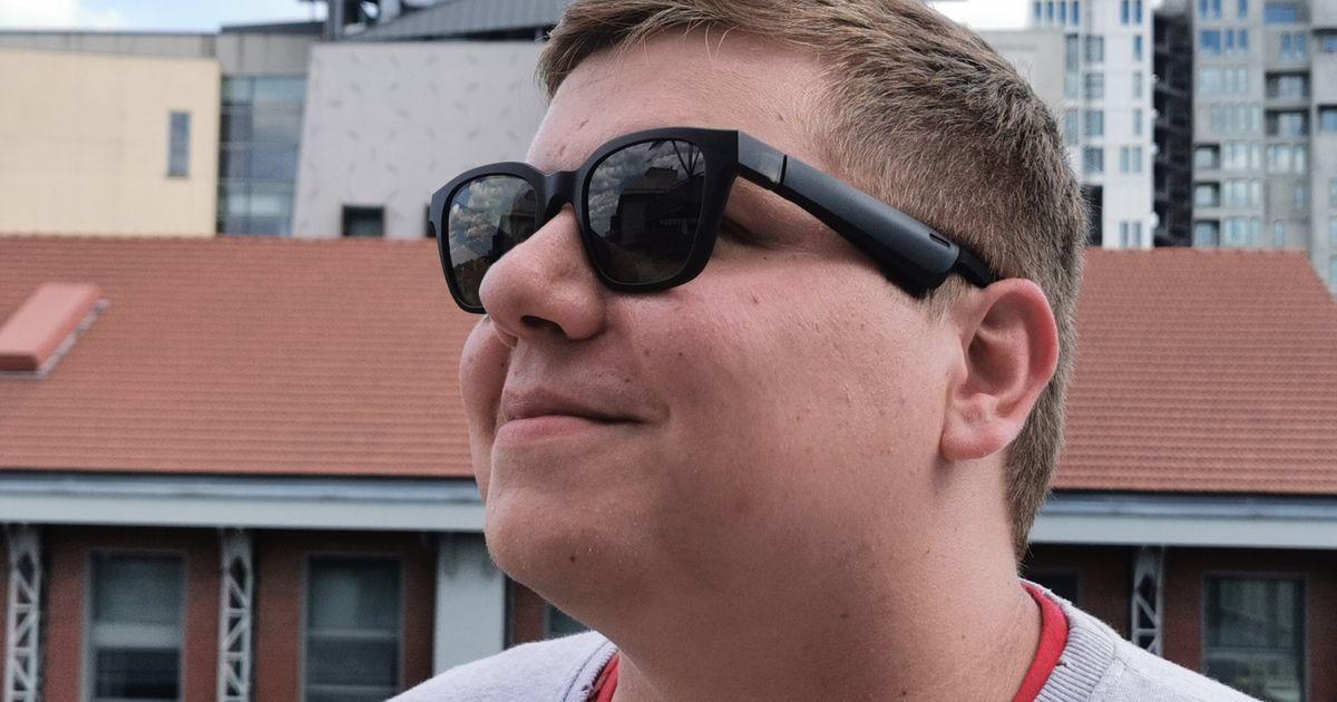 52dfb1aa6 Test: les Bose Frames, des lunettes audio augmentées qui veulent ...