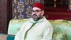 Le roi Mohammed VI condamne les attaques terroristes de