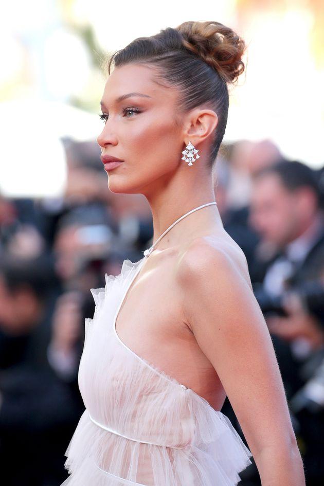 Cannes 2019: Bella Hadid souffle un vent d'air frais dans cette robe à