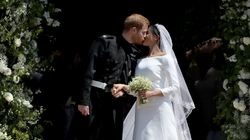 A Look Back At Meghan And Harry's Wedding, One Year