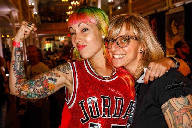 Tattoo Nouvelle Ère: le rendez-vous des tatoueurs en