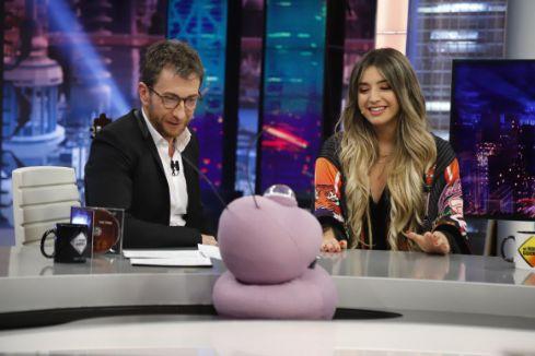 La frase de Mimi en 'El Hormiguero' (Antena 3) que crea controversia en