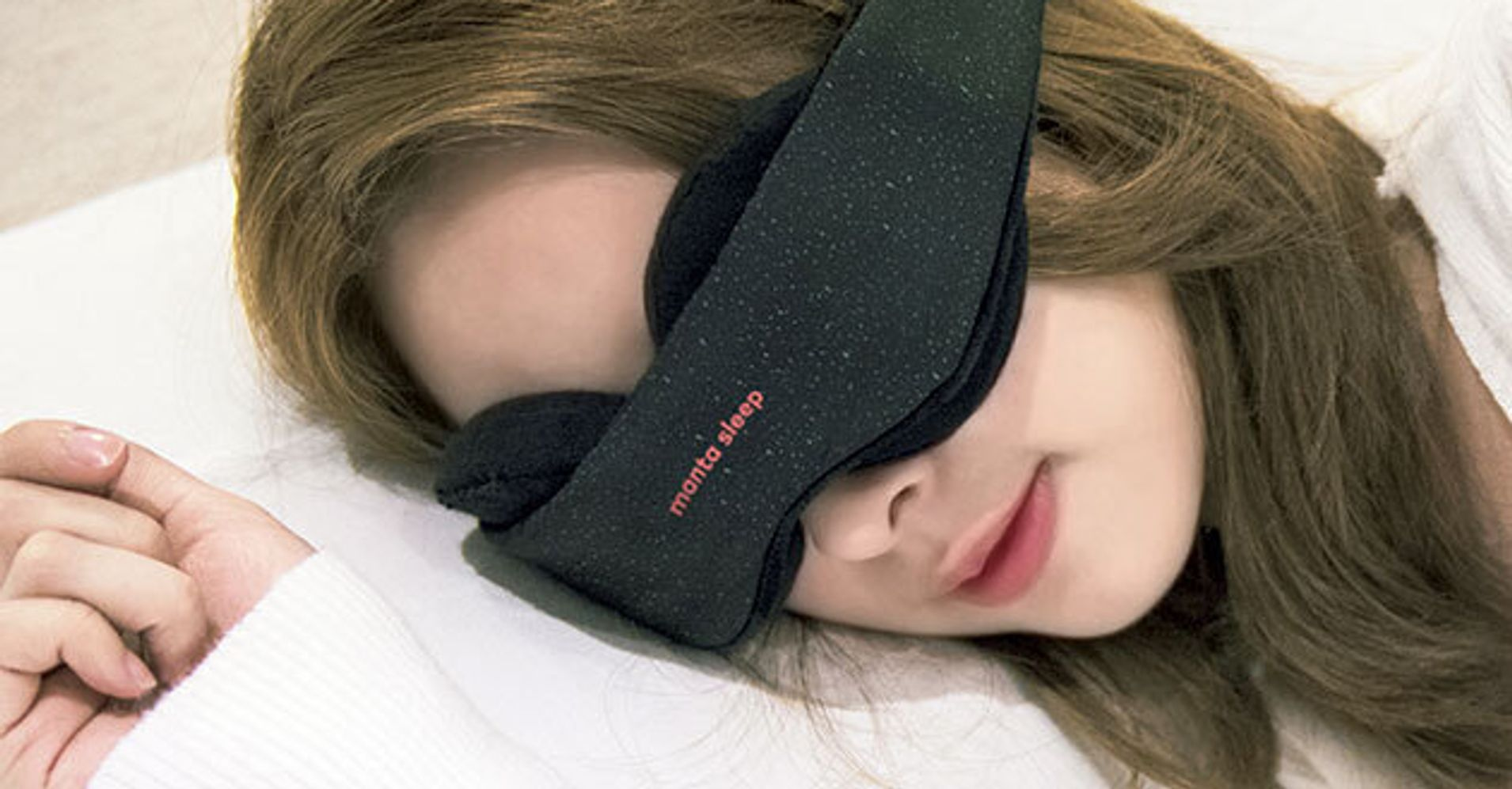 Store: This Memory Foam Eye Mask Might Help You Reach REM Sleep Faster