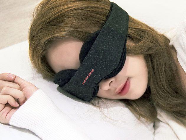 Store: This Memory Foam Eye Mask Might Help You Reach REM Sleep