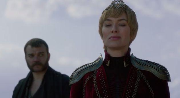 Cersei morreu no penúltimo