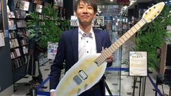 笹かまギターとは?