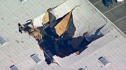 F-16 συνετρίβη σε κτίριο στην