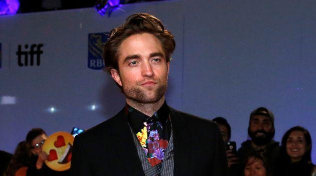 Robert Pattinson à la première de High Life au Toronto International Film Festival en septembre