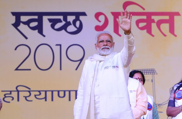 Modi's Claims Of Swachh Bharat Success May Not Be