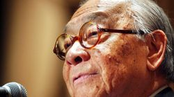 È morto I.M Pei l'architetto della piramide del