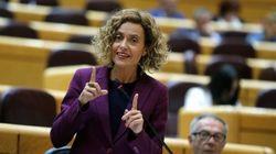 Sánchez propondrá a la ejecutiva federal del PSOE a Meritxell Batet para presidir el Congreso y a Manuel Cruz para el