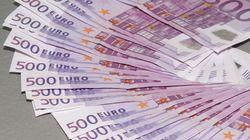 Encuentran en Granada un millón de euros sin dueño y nadie lo