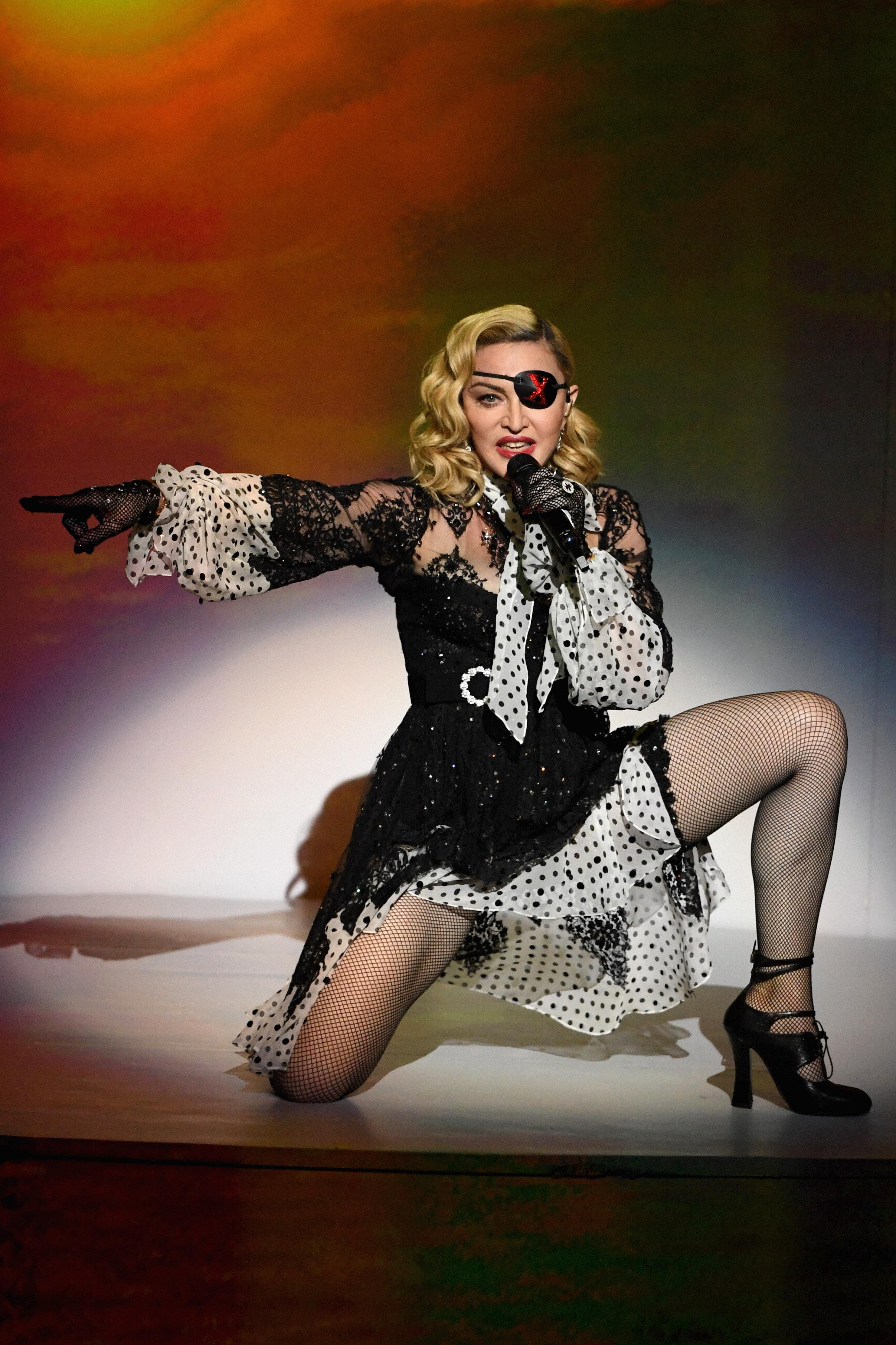 Madonna no hace caso al boicot a Israel y actuará en