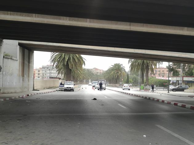 Vendredi 13: Alger et Bordj Bou Arreridj villes