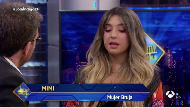 El mensaje de Mimi tras su comentada teoría en 'El Hormiguero' sobre quién construyó las