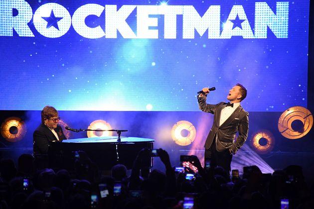 Κάννες: Η πρεμιέρα του «Rocketman» και το ντουέτο των Ελτον Τζον - Τάρον Εγκερτον επί