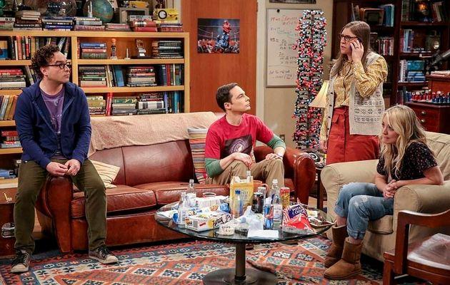 C'est officiel: Amy et Sheldon ont décroché le prix Nobel de