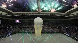 Qatar: inauguration en grande pompe du premier stade construit pour le