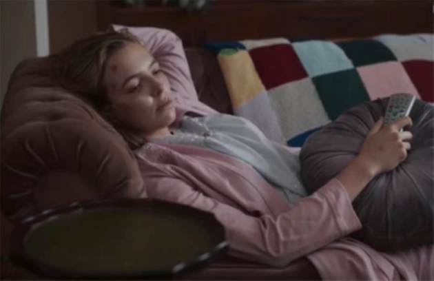 Jodie Comer in the second series of Killing