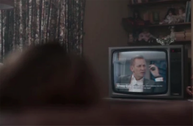 Villanelle is seen watching The Jeremy Kyle Show in the second season of the hit