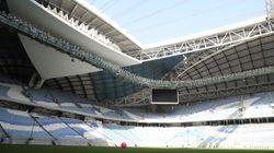 Inauguration au Qatar du premier stade construit pour le Mondial 2022, et il est