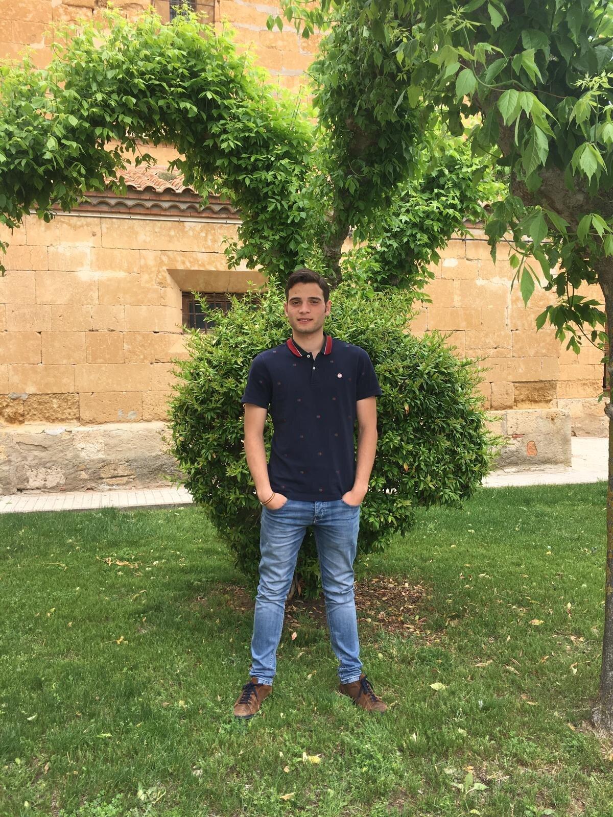Entrevista al candidato a alcalde más joven de España: